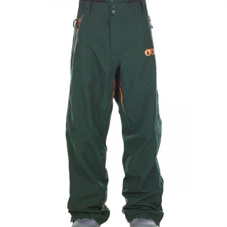 PICTURE – TRACK PANT DONKERGROEN