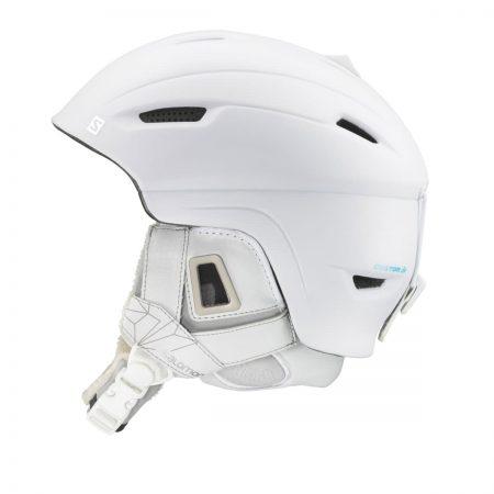 Salomon Icon custom air helm wit