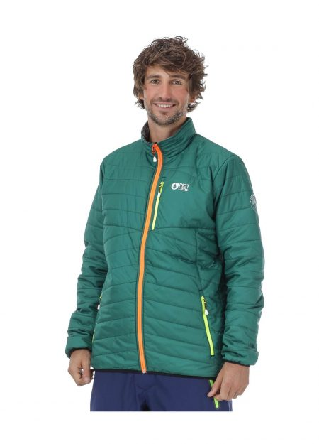Picture Picpuff midlayer groen