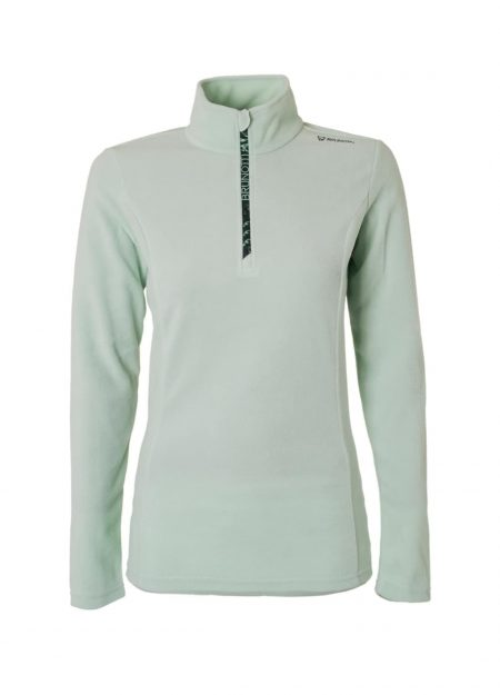 Brunotti Misma fleece fluo mint