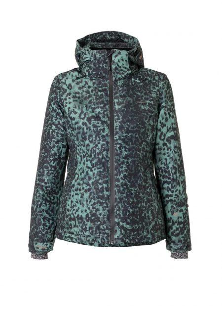 Brunotti Phoebe snowjacket groen
