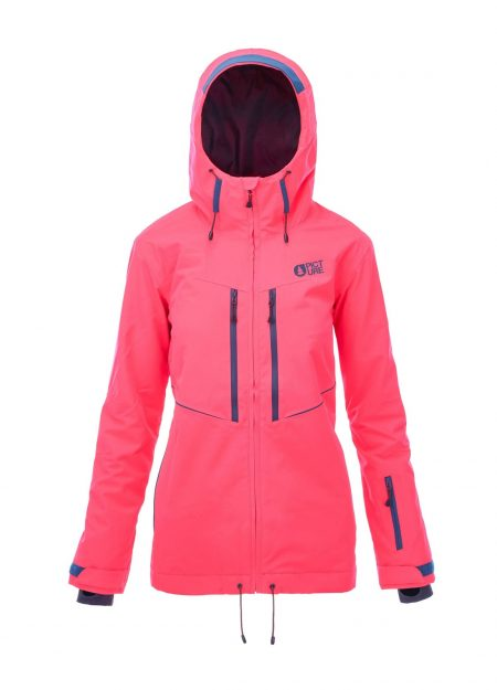 PICTURE – EXA JACKET NEON CORAL